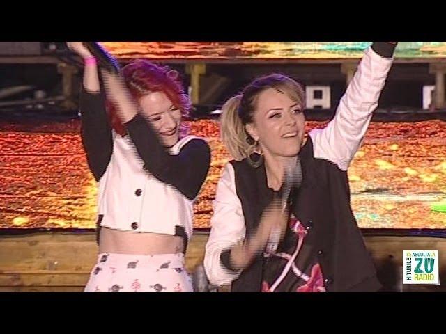 Red Blonde - E bine, bine (Live la Forza ZU 2014)