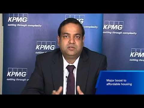 Neeraj Bansal, Head - Real Estate & Construction, KPMG in India - Post-Budget Analysis