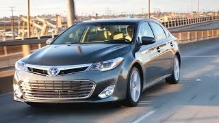 2013 Toyota Avalon Video Review - Kelley Blue Book videos