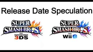 Character & Release Date Speculation Super Smash Bros. 4