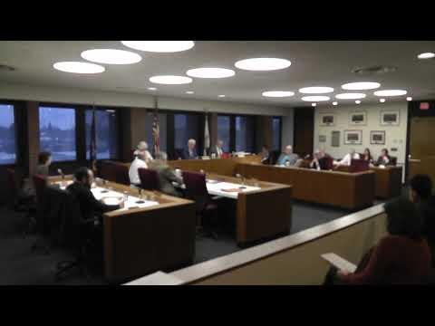 Clinton County Legislature Meeting 2-26-20
