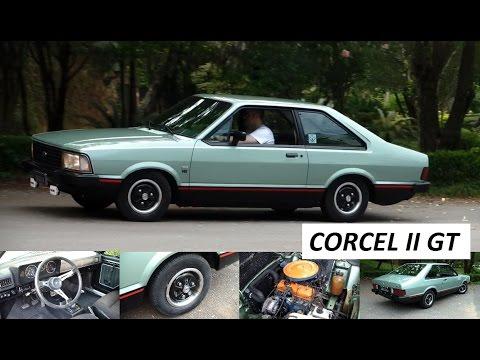 Garagem do Bellote TV: Corcel II GT