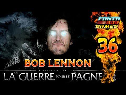 C'EST PROPRE !!! -L'Ombre De La Guerre- Ep.36 avec Bob Lennon