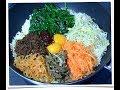 Recette Coréenne : bibinba ou bibimpa ou bibimbap... sur www.a-vos-baguettes.com