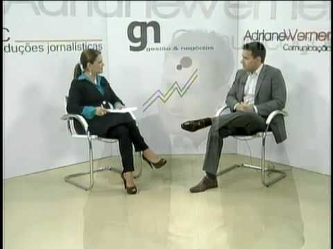 Antonio Borba fala sobre a Rede Magic na CWB TV em 31/03/2011 - Parte I