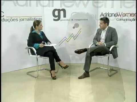 Antonio Borba fala sobre a Rede Magic na CWB TV em 31/03/2011 - Parte I