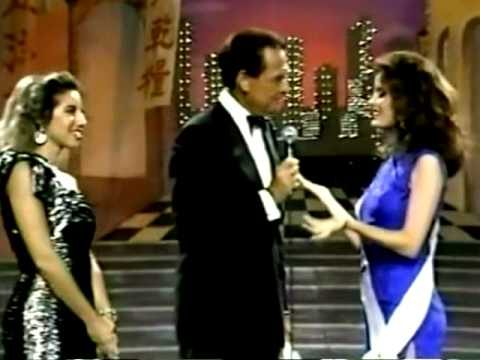 Miss Universe 1987 - Full Show