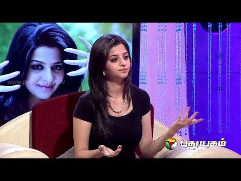 Natchathira Jannal With Actress Vedhicka - Part 1