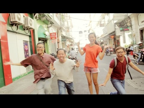 Pharrell Williams - Happy ( We are from Saigon/Vietnam ) #SAIGONISHAPPY
