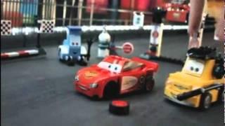 Lego Carros 2 Relâmpago McQueen