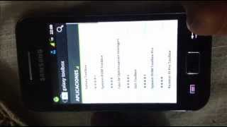 Reparar Imei Android Samsung Galaxy Ace S5830m