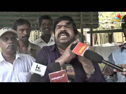 T Rajendar speech after casting his vote | Political Comedy Speech | Election 2014