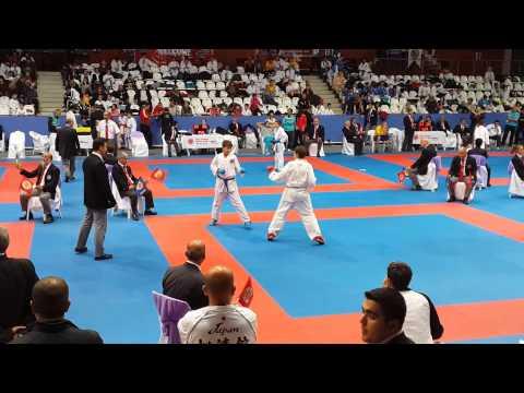 Еuropean Championship & World Cup WSKU. Рощупкин Александр 4