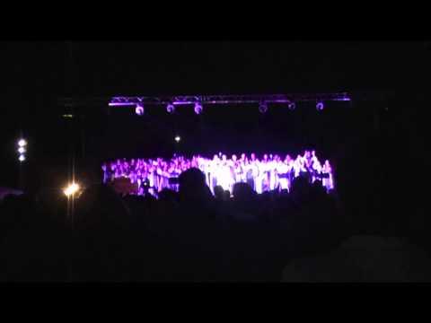 10 aniversário St  Domininc's Gospel Choir parte2