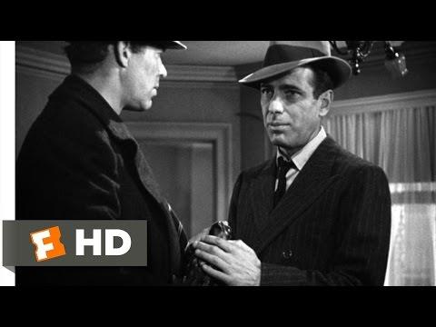 The Stuff That Dreams Are Made Of - The Maltese Falcon (10/10) Movie CLIP (1941) HD