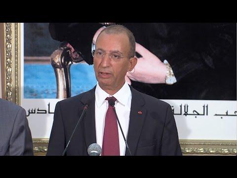 وزير الداخلية محمد حصاد يتطرق لنتائج انتخاب أعضاء الغرف المهنية