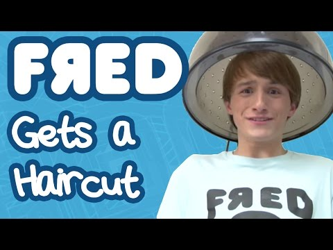 Fred Gets a Haircut