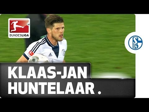 Player of the Week - Klaas-Jan Huntelaar