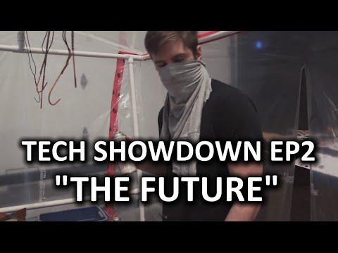 Futuristic PC Build Battle - Tech Showdown Ep2