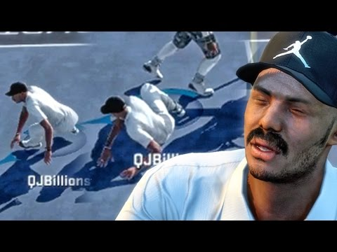HORSLEY'S ANKLES ARE GONE! NBA 2k16 My Park Gameplay