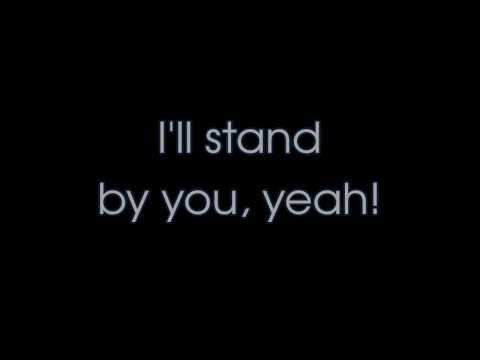 Glee - I'll Stand By You (SEASON 5 VERSION) (Lyrics) HD