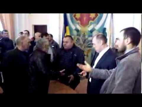 бійка у Полтавській міськраді