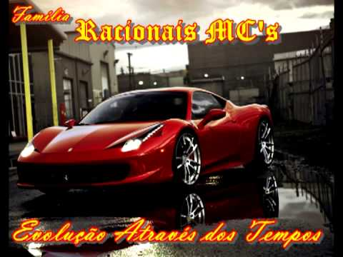 Racionais MC's Lança CD Full 2013