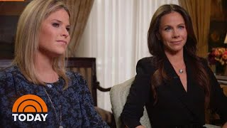 Jenna Bush Hager, Barbara Bush Recall Final Moments With George H.W. Bush   TODAY