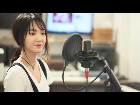TRẢ LẠI THỜI GIAN (Cover) - cô gái vừa xinh vừa hát hay (Jang Mi)