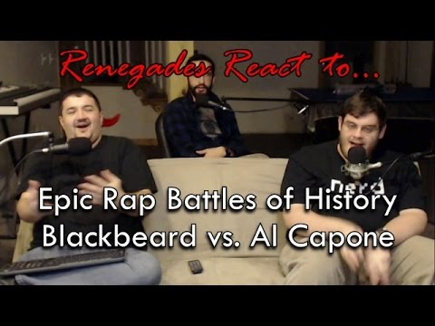 al capone vs blackbeard the pirate So this theory will address the blackbeard pirates, who might join them  and is  based upon al capone, whom ordered the assassination and.