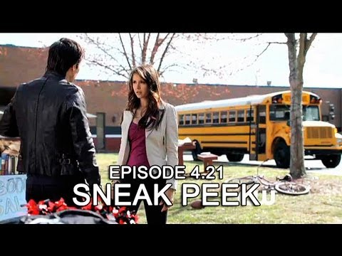 The Vampire Diaries 4x21 Webclip #2 - She's Come Undone