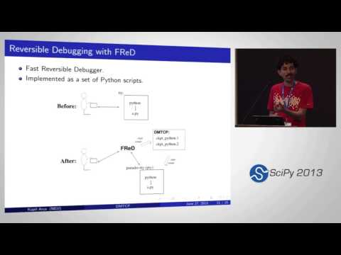 Image from DMTCP: Bringing Checkpoint-Restart to Python; SciPy 2013 Presentation