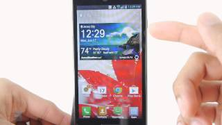 LG Optimus F7 Review