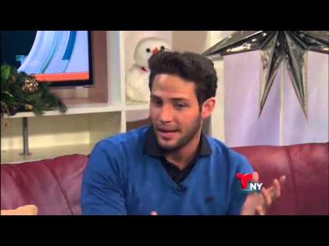 Acceso Total NY - Gabriel Coronel interview