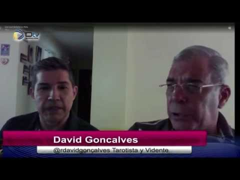 Cuéntamelo Todo - Iván Ballesteros y las predicciones de David Goncalves