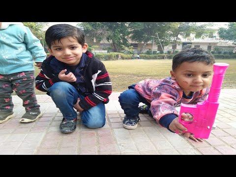 Kids Running in the Park || Surya funny Running Video @FloTrack