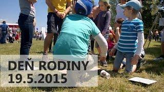 Bystrický Deň rodiny 2016 bude už tento víkend