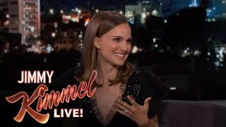 Natalie Portman on Etiquette in France