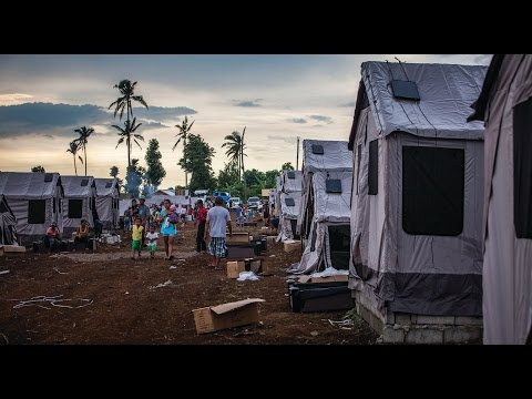 Goal Zero Project Philippines | Tent Village