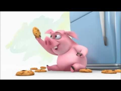 Lợn ngộ nghĩnh - cười vỡ cả bụng