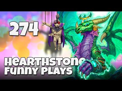 Hearthstone Funny Plays 274