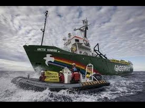 Greenpeace Arctic 30 Chronicle to Nov 2013