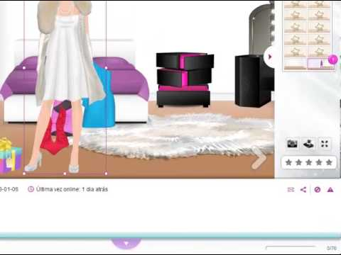 Stardoll Academy part.25, Visitem e deixem um recado para minha doll Lindinhaxk  