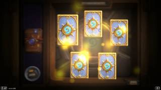 Halvonis Opens 15 more Hearthstone Packs!