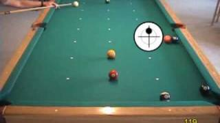 8-ball Pool Drills For Learning Pattern Play, From VEPP