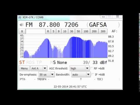 [SpE] 22May14 Radio Gafsa, Qibili, Tunisia  87.8