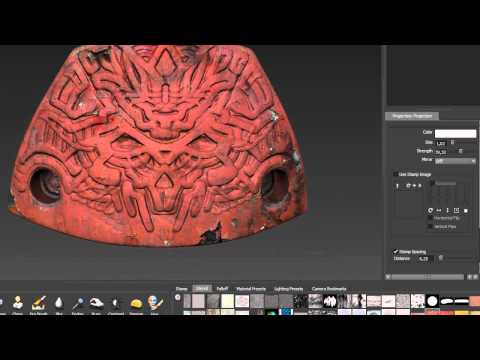 The Lord Inquisitor - Texturing the Torquemada Chest Armor [HD]