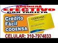 Avances Tarjeta Crédito Codensa - EfectivoSeguro.com