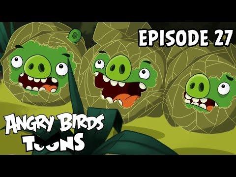 Angry Birds #27 - Zelená prasečia polivka