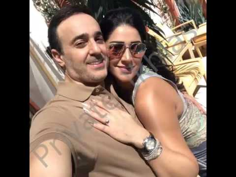 بالفيديو: صابر الرباعي يفاجئ زوجته في عيد ميلادها